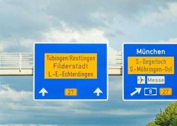 Verkeersregels In Duitsland