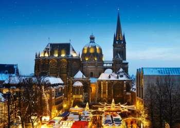 Kerstmarkt in Duitsland bezoeken in 2018? Milieusticker Verplicht!