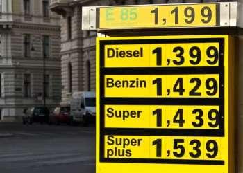 Goedkoop tanken in Duitsland