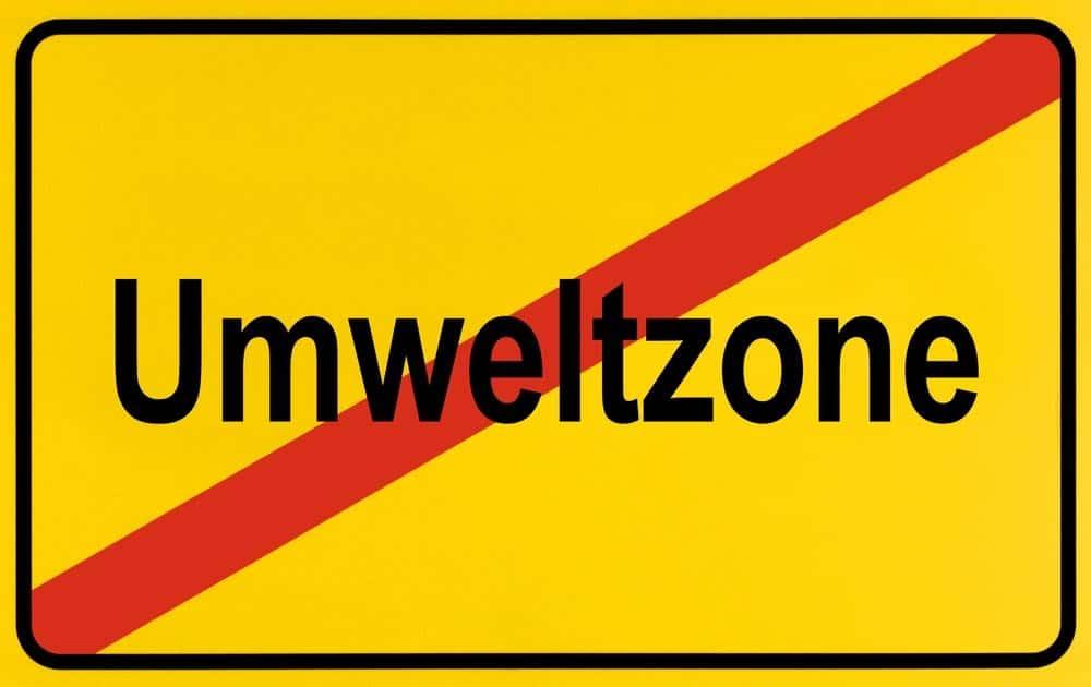 Duitse umweltzone