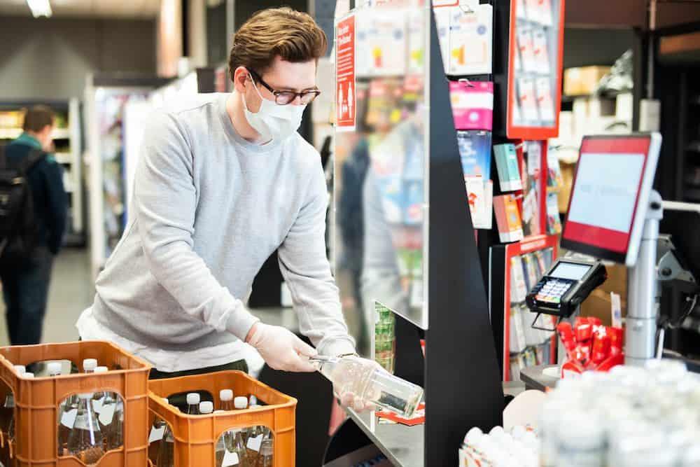 Mondkapje Verplicht In Duitse Winkels